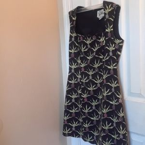 LILLY PULITZER Pineapple dress sz. 6